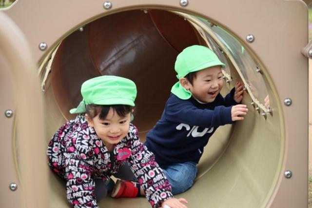 園外保育🍁(2歳児編)