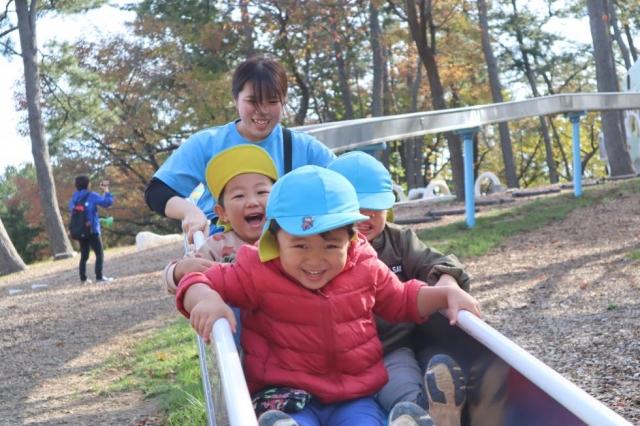 園外保育🍂(3歳児編)