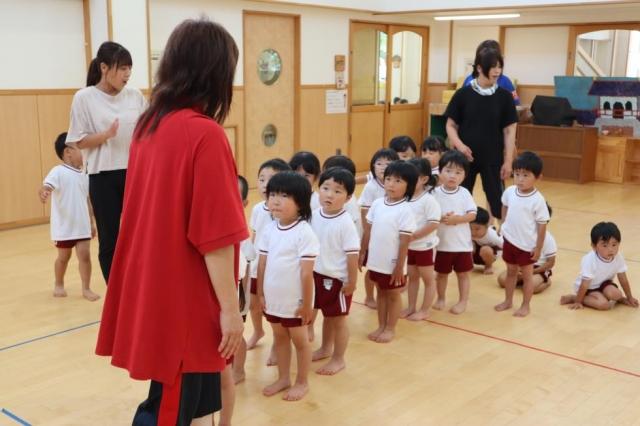 ダンス教室♬